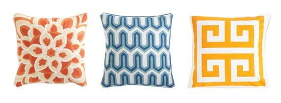 wisteria pillows