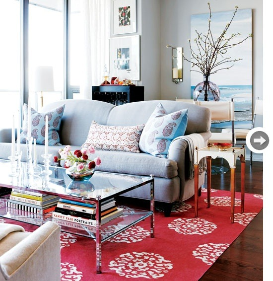 pattern mix style at home
