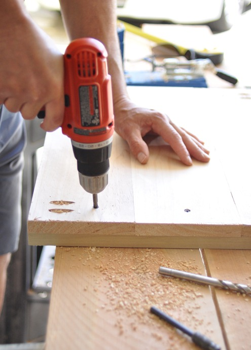 screw slats
