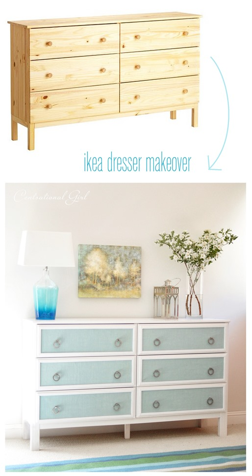 ikea dresser makeover centsational girl