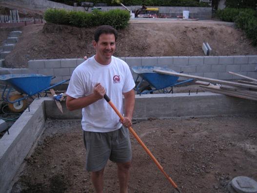 matt building foundation