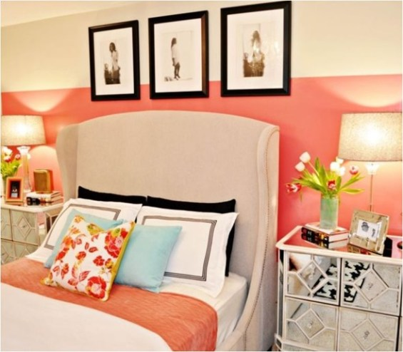 Decorating with… Coral! | Centsational Style on coral rings, coral bedroom wallpaper, coral bedroom sets, coral baby bedding, coral bedroom curtains, coral bathroom, coral kitchen, coral bedroom accessories, coral bedroom paint, coral master bedroom, coral bedroom renovations, coral candles, coral bedroom color,