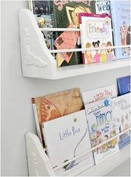bracket bookshelves