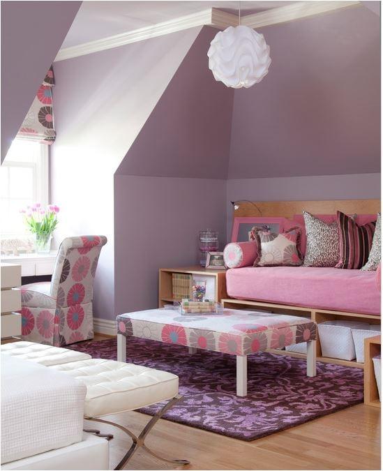 tobi fairley lavender girls room