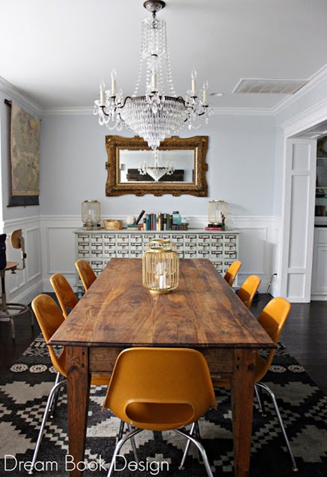 dining room dreambookdesign