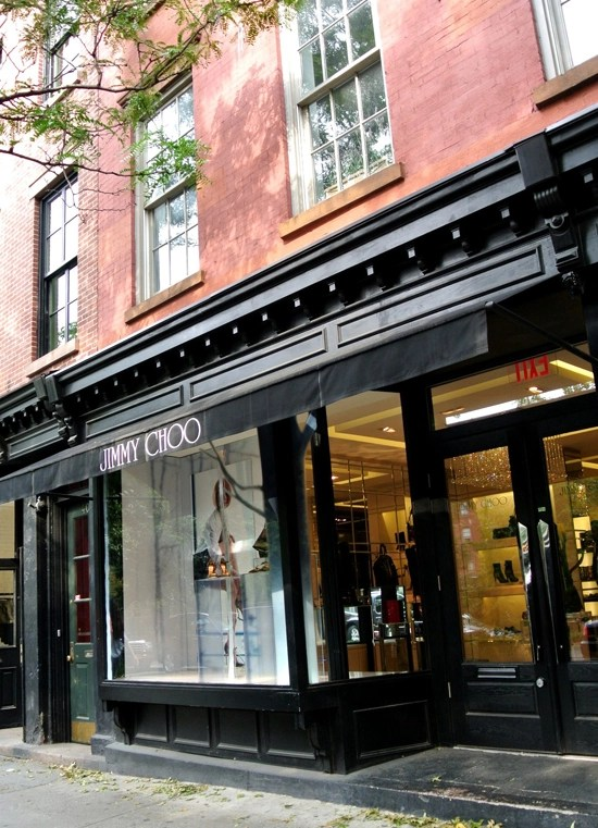 jimmy choo west village