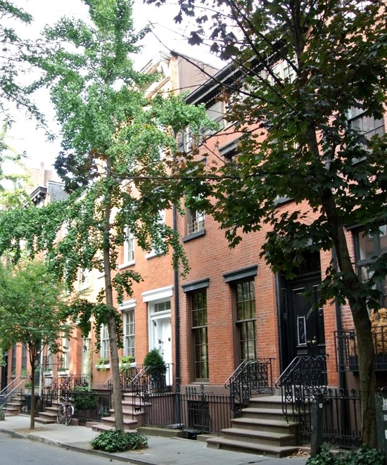 west village houses
