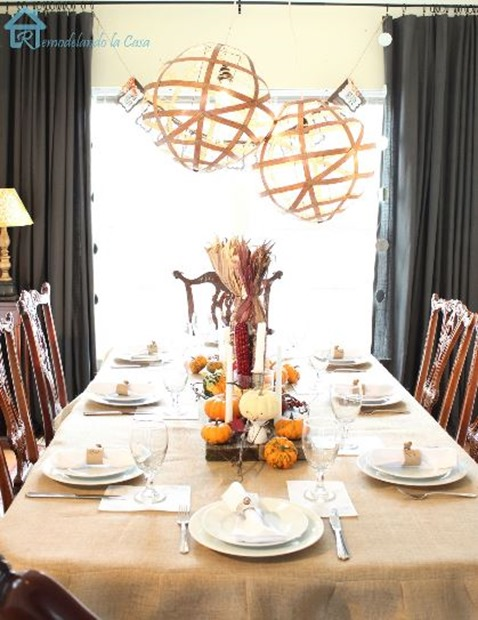 remodelando dining room