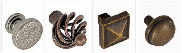 rustica hardware selection