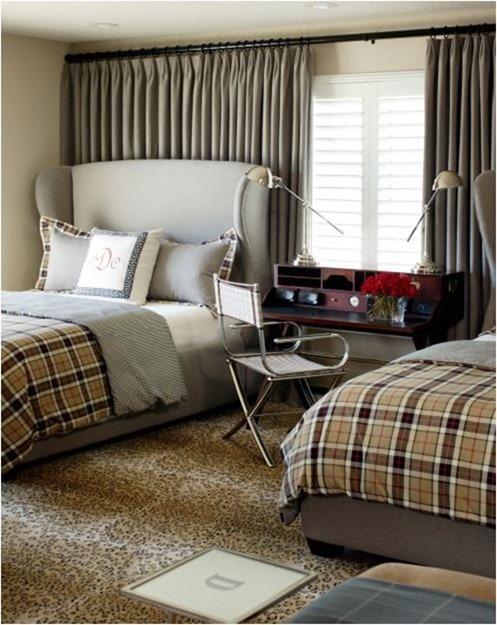 tartan bedding tobi fairley