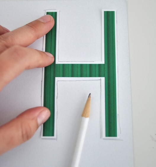 trace letter