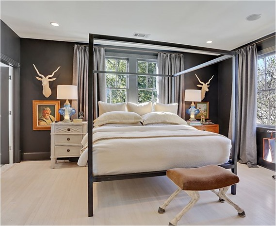 Shaun Smith Bedroom