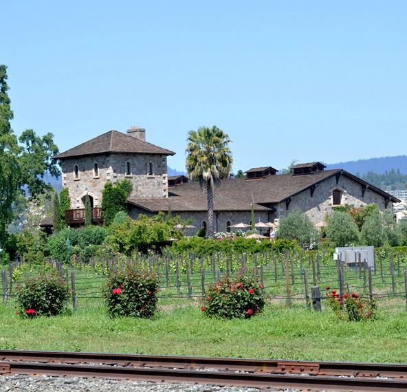 st helena winery