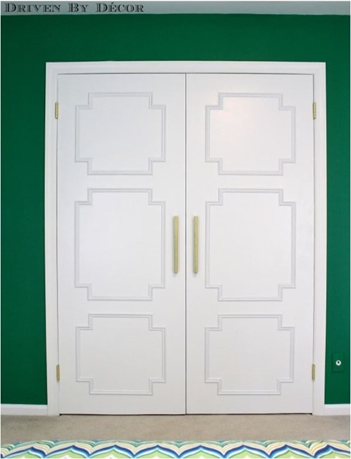 paneled doors drivenbydecor