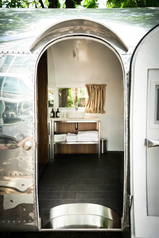 luxe airstream