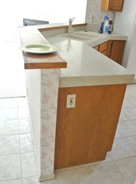 Counter vs. Bar Height | Centsational Style