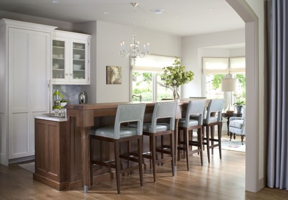 outstanding designer kitchens inspired exquisite | Counter vs. Bar Height | Centsational Style