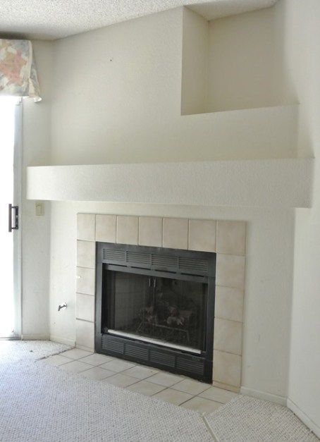 Wondrous Contemporary Fireplace Ideas Centsational Style Home Interior And Landscaping Mentranervesignezvosmurscom