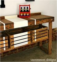 striped workbench