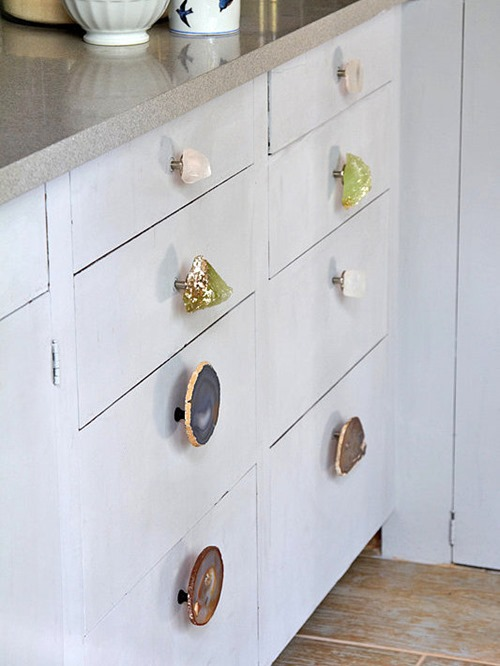agate cabinet pulls