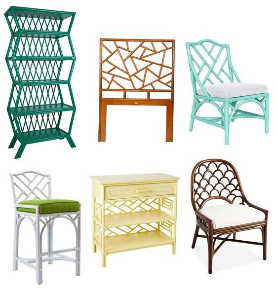 david francis rattan furniture