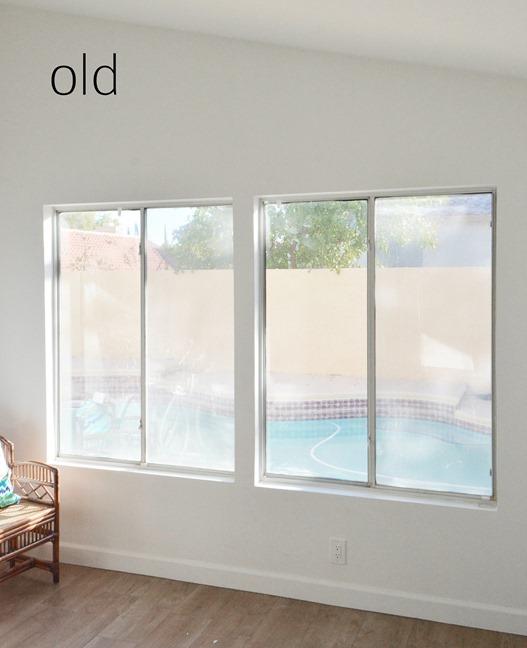 old windows sunroom