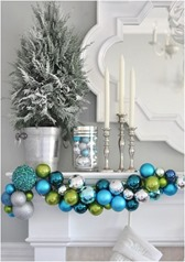 ornament garland