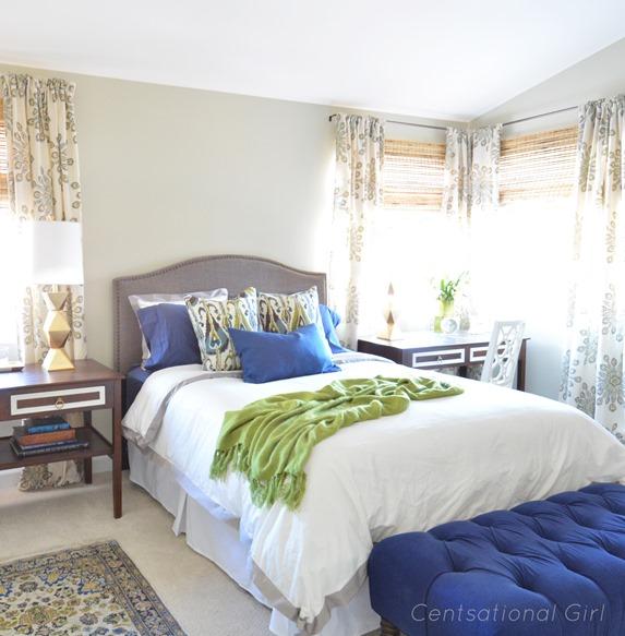Nice master bedroom cg
