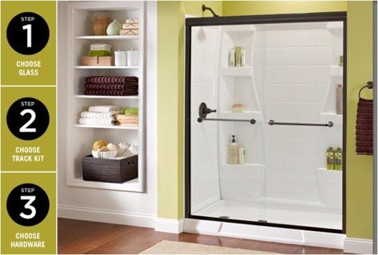 delta shower design - Delta Shower Doors
