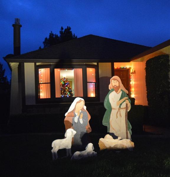 weaver nativity