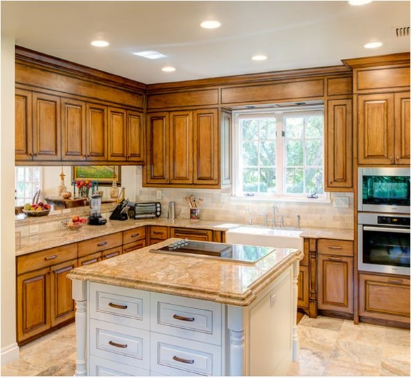 Used White Kitchen Cabinets: Remodel Woes: Kitchen Ceiling And Cabinet Soffits