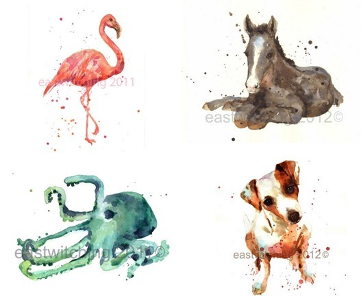 eastwitching etsy animals
