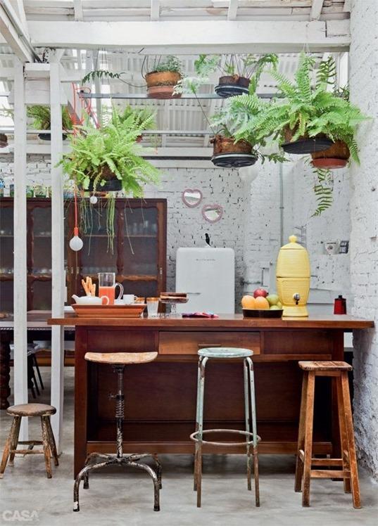 mixed counter stools