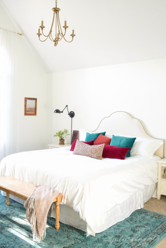 bedroom makeover julie blanner