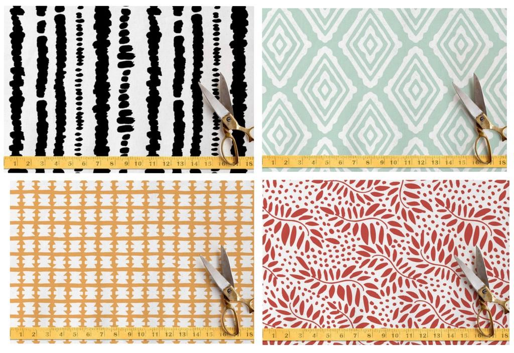 minted fabrics