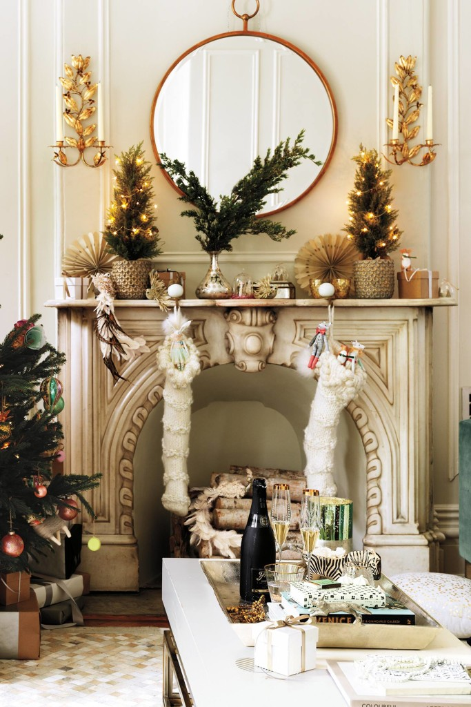 mantel anthropologie
