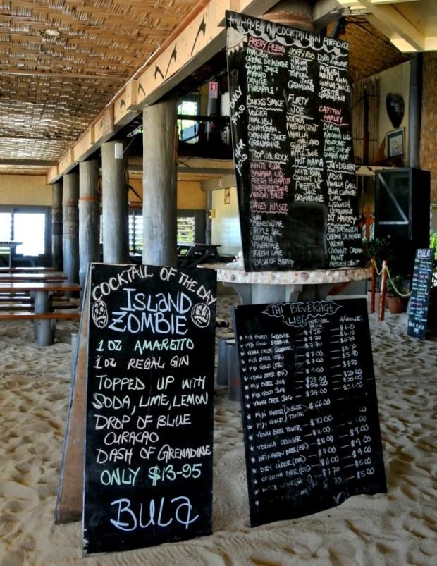 beachcomber drinks