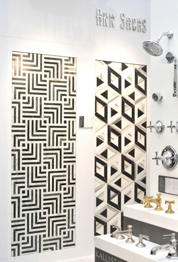 geometric tile