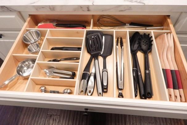 diy wood drawer divider