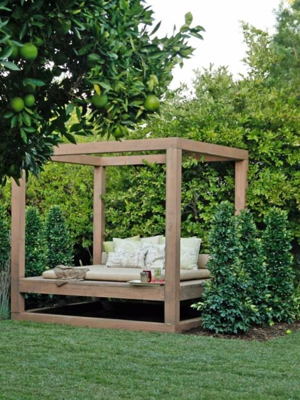 outdoor bed hgtv
