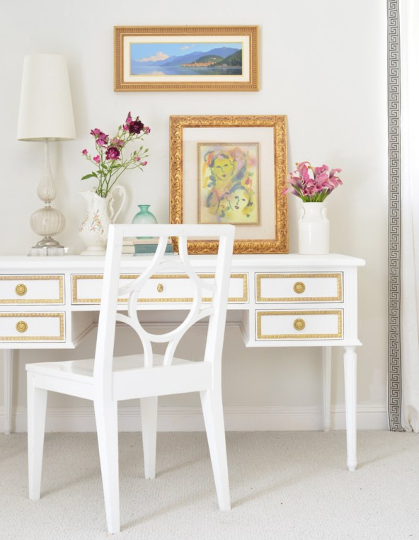 colette desk and chair