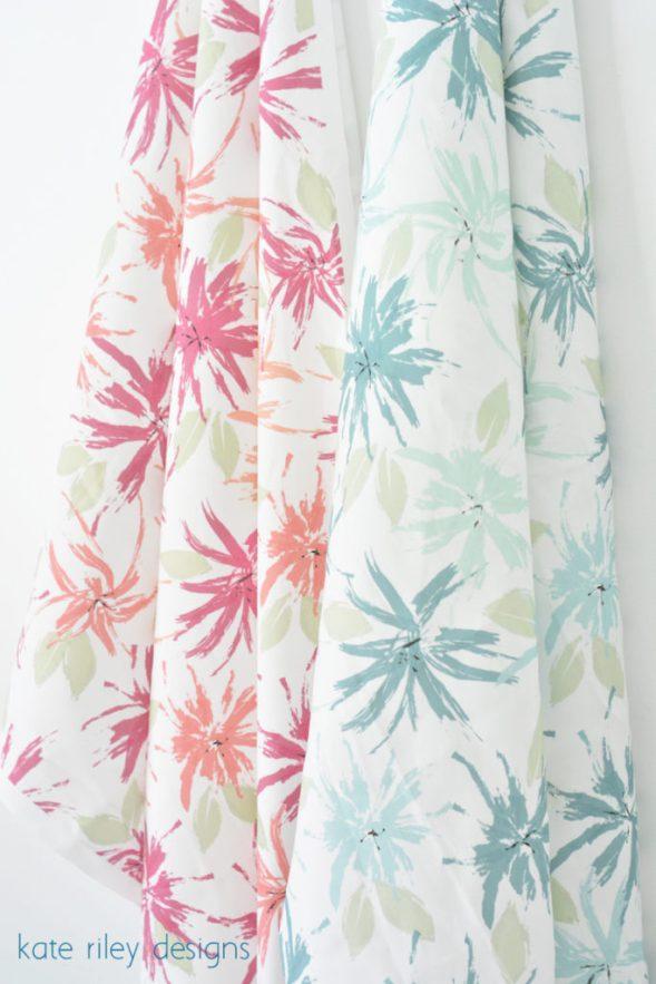 hibiscus fabrics