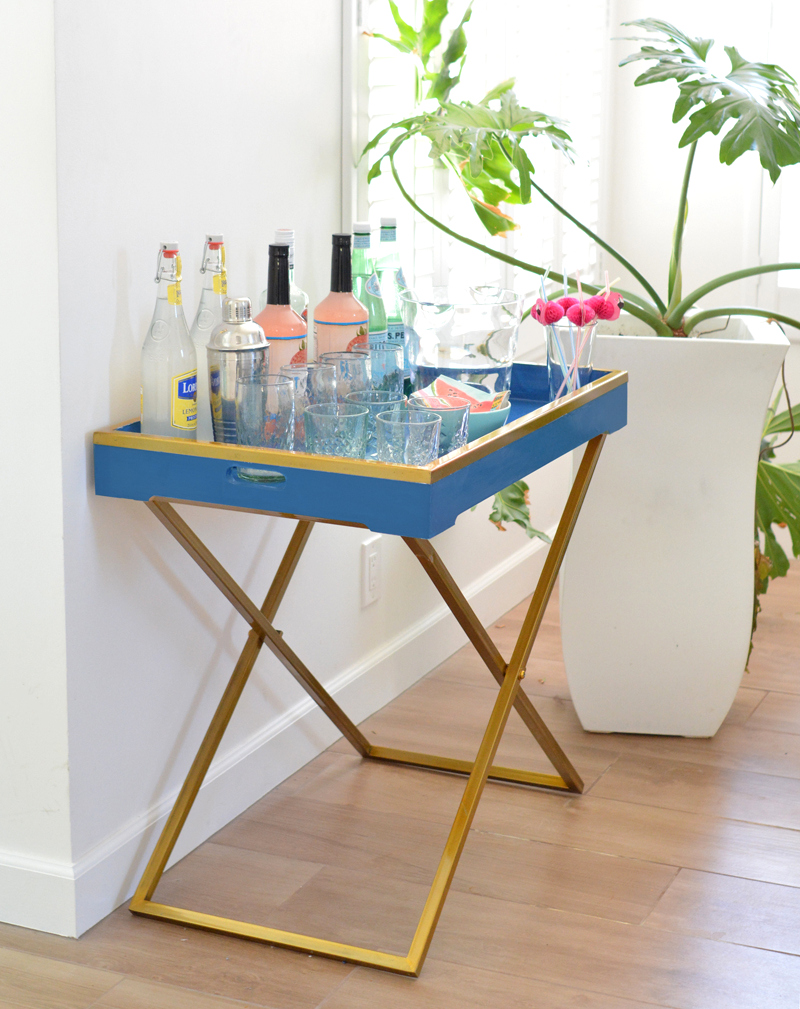royal blue tray ave home