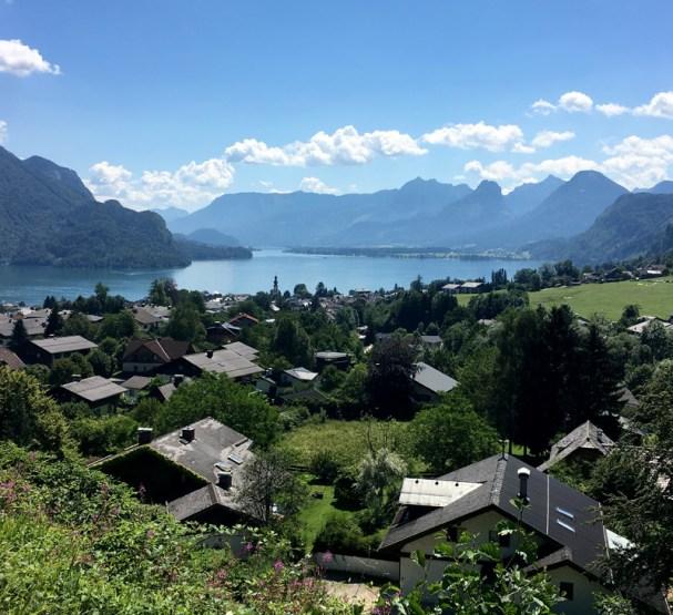 lake region salzburg