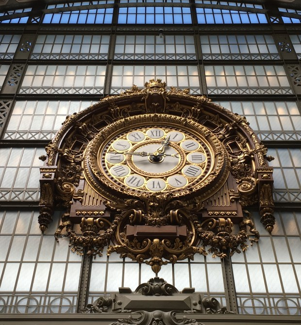 musee dorsay clock