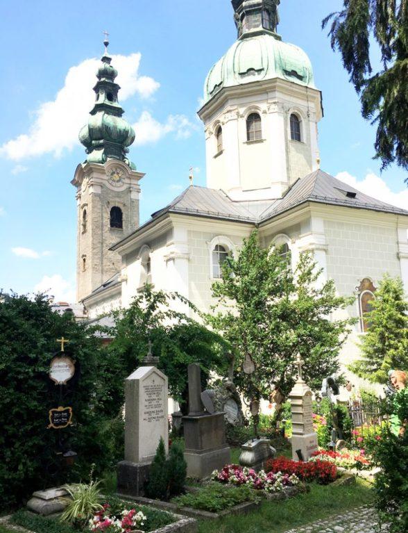 salzburg graveyard