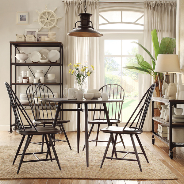 tribeca spindle chairs