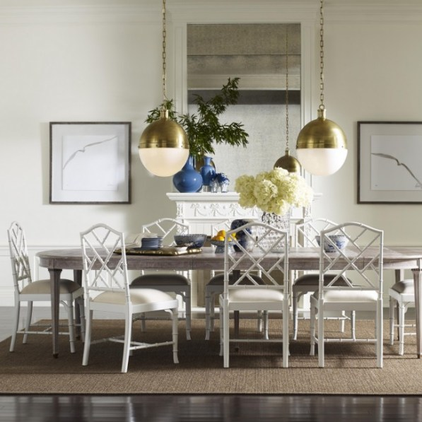 white chippendale chairs