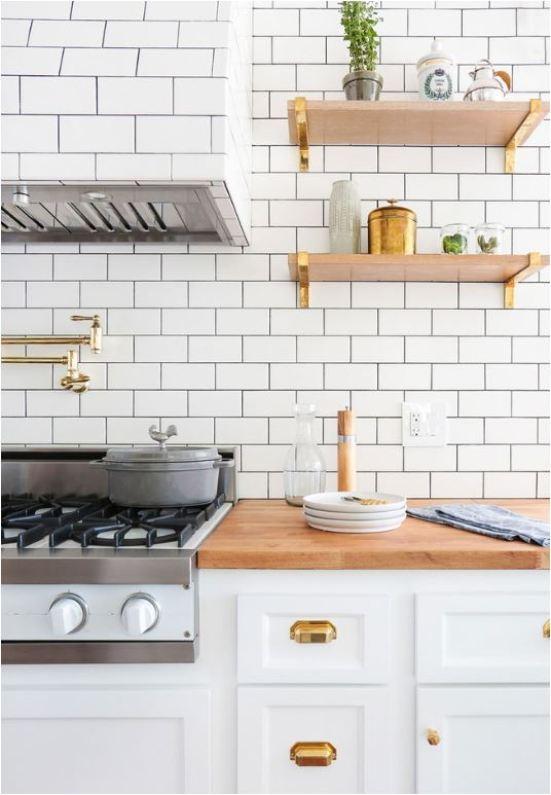 brass com amazon troysys dp shelf brushed aluminum designer brackets