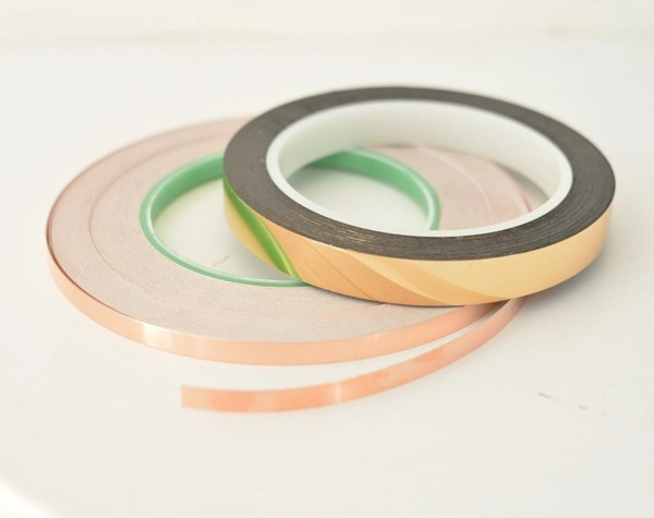 gold copper tape